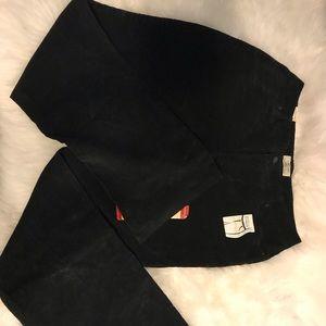 St.Johns Bay black corduroy pants